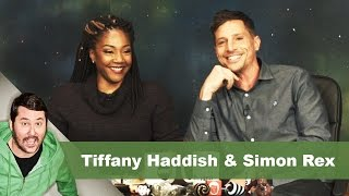 Tiffany Haddish & Simon Rex | Getting Doug with High