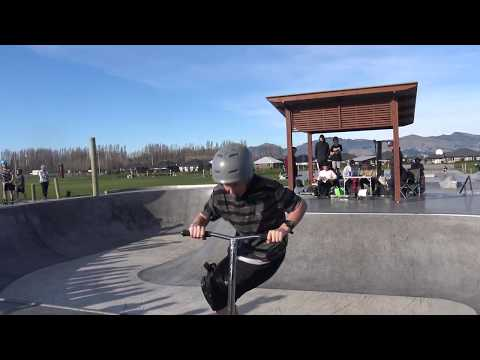 Highlights from the 1st Oblique Pro Scooter Series Comp