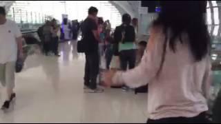 Казахстанцы не могут улететь из Таиланда