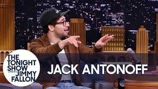 """Jack Antonoff Reveals How He Wrote """"New Year's Day"""" with Taylor Swift"""