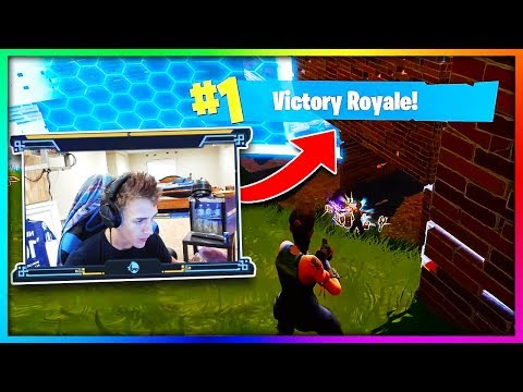 6 Youtubers First Wins In Fortnite Battle Royale Ninja Tfue Ali A Myth Nickeh30