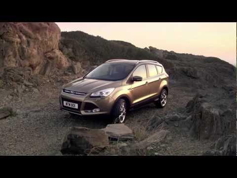 Ford  Kuga Паркетник класса J - рекламное видео 1