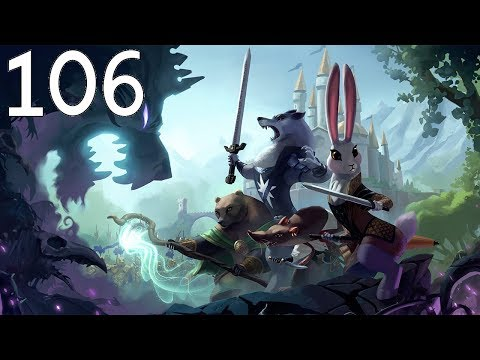 Let's Play Armello Part 106 The Last of the Dragon Clan Reaches the Battlefield