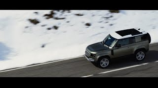 YouTube Video DyR7ZW5JNzw for Product Land Rover Defender (L663) by Company Land Rover in Industry Cars