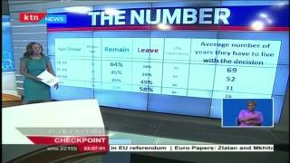 The Number: The Brexit vote