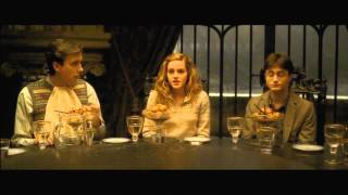 Slughorns Dinner - Harry Potter And The Half-Blood Prince [HD]