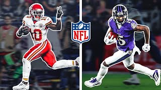 Top 5 Fastest Players In The NFL 2020