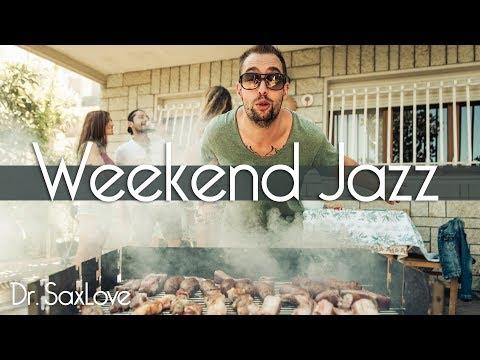 Weekend Jazz • 4 HOURS Smooth Jazz Saxophone Instrumental Music