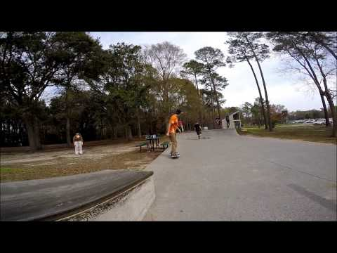 A Day in the Life at Pascagoula Park