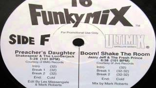 Dj Jazzy Jeff & The Fresh Prince   Boom Shake The Room Funkymix