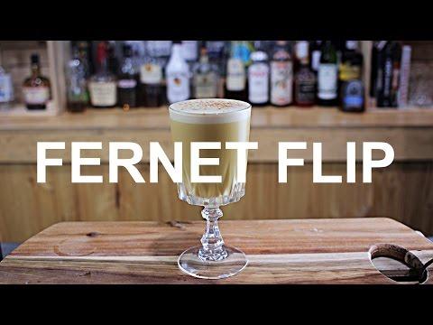Fernet Flip Cocktail Recipe – FERNET-BRANCA!