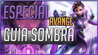 Especial Avance GUÍA SOMBRA OVERWATCH en español (experiencia con ella)