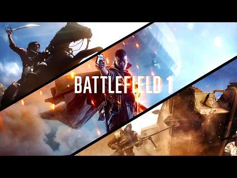 Battlefield 1 Pelicula Completa Español - Todas Las Cinematicas  - Game Movie 1080p 60fps