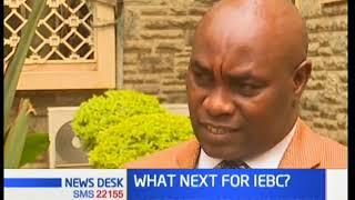 MPs call for Wafula Chebukati's resignation