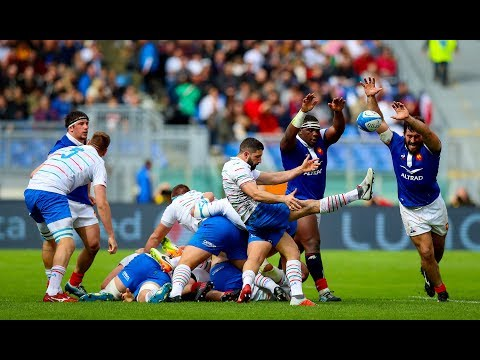 Extended Highlights: Italy v France   Guinness Six Nations