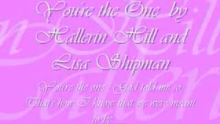 Mp3 Hallerin Hill You Are The One Download
