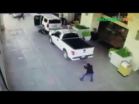 En estado crítico hombre herido en balacera ocurrida en un hotel de Ensenada
