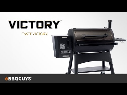 Victory Pellet Grill Expert Overview   BBQGuys