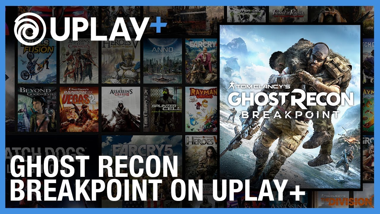 UPLAY+ Is Now Available