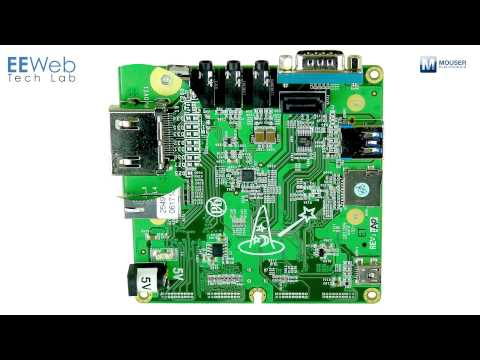 Wandboard from Mouser Electronics