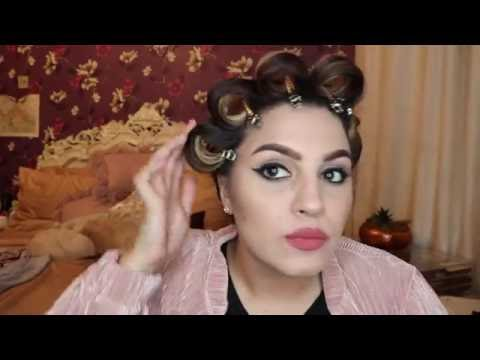 Vintage Style Hair - including how to do the S wave!!