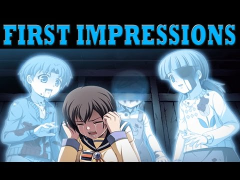Corpse Party Back to School Edition First Impressions Review 3ds