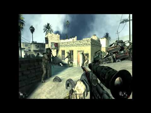 Call Of Duty 4-Ep.-3-RPG na lidi