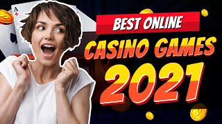 Best Online Casino Games 🎰 Highly Recommended for Casino Enthusiasts 👍🏻