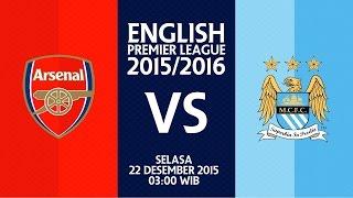 MSports Prediksi Arsenal Vs Manchester City