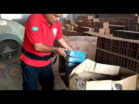 2 toneladas e meia de maconha foram levadas ao fogo em Barra do Corda