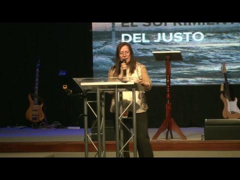 El sufrimiento del justo - Patricia Rodas