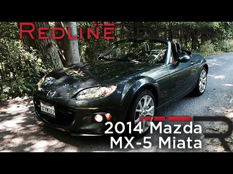 Car Review: 2014 Mazda MX-5 Miata