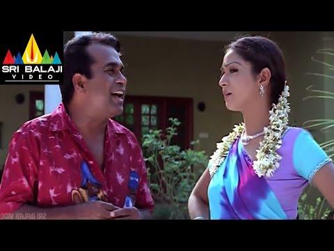 Pallakilo Pellikuthuru Movie Brahmanandam Comedy Scene | Gowtham, Rathi | Sri Balaji Video