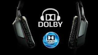 3D DOLBY ATMOS SURROUND SOUND MUSIC