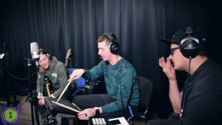 """Группа СУХИЕ в программе Алисы Гребенщиковой """"Своя студия"""" на Радио 1"""