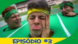 A MAIOR HUMILHAÇÃO DA HISTÓRIA DO FUTEBOL DE CABEÇA - Episódio 3 #SCFC