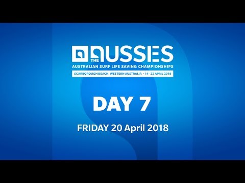 2018 Aussies - Day 7 LIVE!
