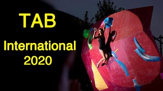TAB open international 2020 - Finals by Bouldering TV