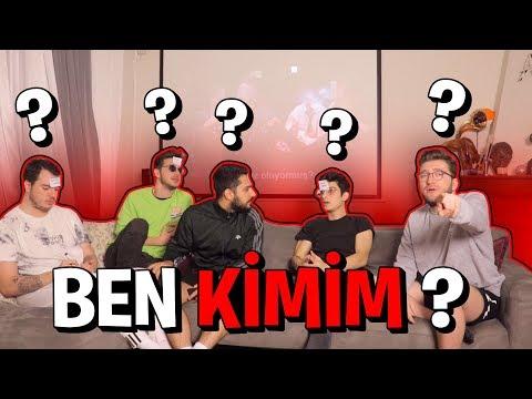 İZLEMEYEN BİN PİŞMAN! BEN KİMİM? Oynadık directed by BERKCAN GÜVEN