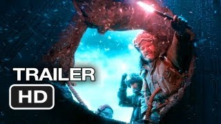 The Colony Official Trailer #1 (2013) - Laurence Fishburne Movie HD