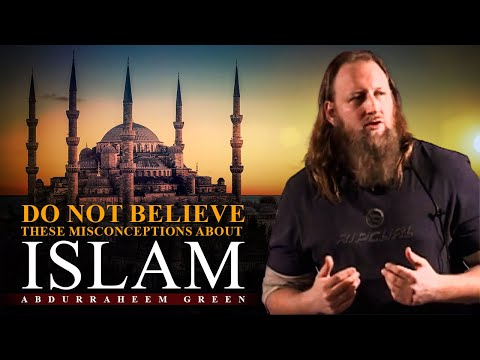 Islam: The Misunderstood Religion! - LECTURE - Abdur-Raheem Green