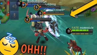 The most relaxing Mobile legends videos