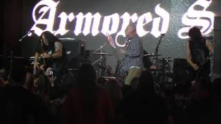 Armored Saint   Long Before I Die MORC 2016