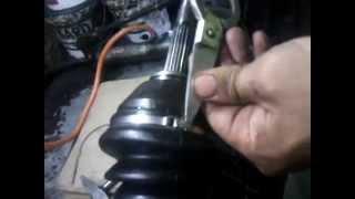 preview picture of video 'comment faire un clé speciale pour serrer un collier d un cardan?_rachid charchaf'