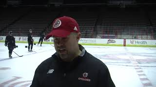 CYCLONES TV: Game Preview- 11/6 vs. Ft. Wayne
