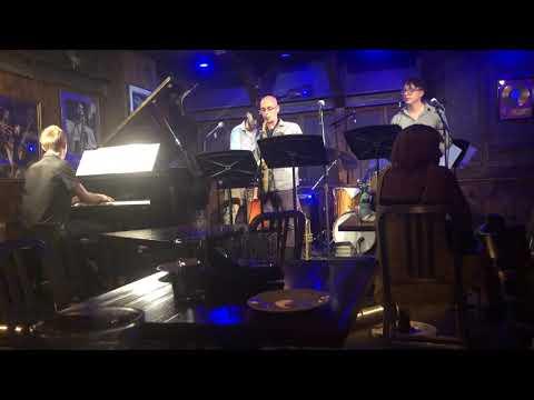 My Jazz Sextet Playing at Chris' Jazz Cafe in Philadelphia - 2019