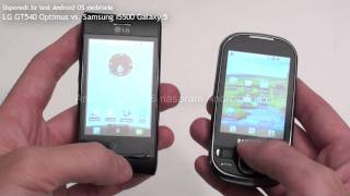 how to replace a lg gt540 screen with android most popular videos rh novom ru LG GT540 Wert LG Optimus Specs