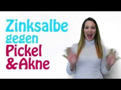 Zinksalbe gegen Pickel und Akne   pixil.info #zinksalbegegenpickel