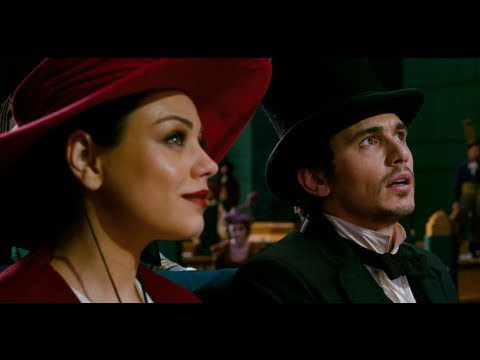 OZ THE GREAT AND POWERFUL | Full Trailer | Official Disney UK