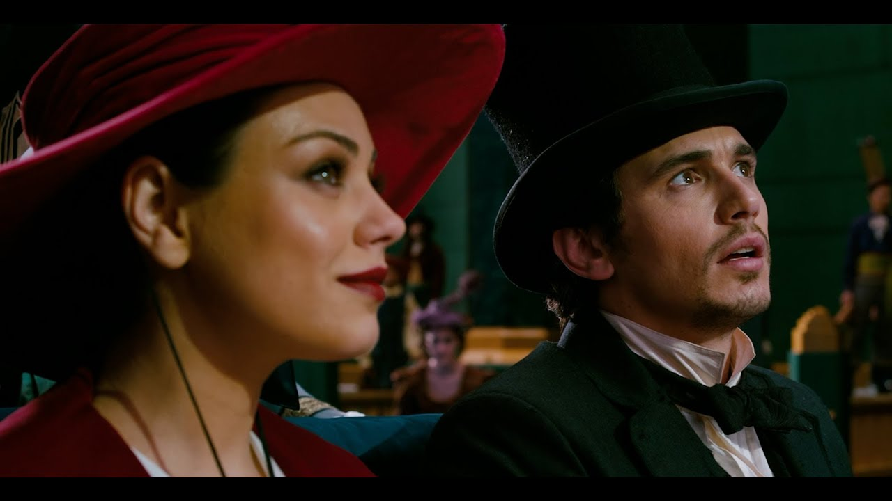 Movie Trailer #2: Oz: The Great and Powerful (2013)